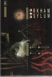 9781852862565: Batman: Arkham Asylum