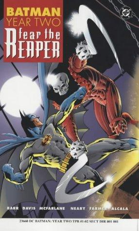 9781852862619: Batman: Year 2: Year Two - Fear the Reaper