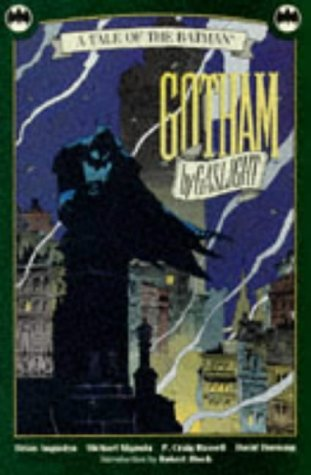 9781852862657: Batman : Gotham by Gaslight