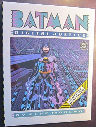 9781852862749: Batman: Digital Justice