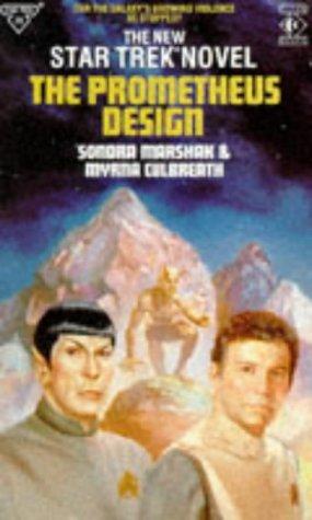 9781852862848: PROMETHEUS DESIGN (STAR TREK)
