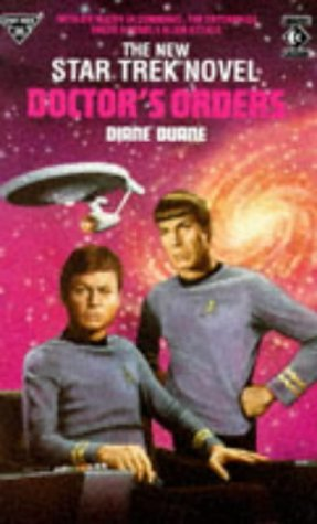 Doctor's Orders (Star Trek): DUANE, DIANE