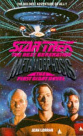 9781852862886: METAMORPHOSIS (STAR TREK: THE NEXT GENERATION S.)