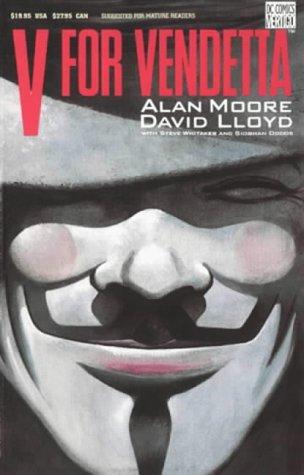 V for Vendetta: Alan Moore