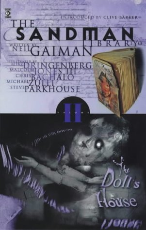 9781852862923: SANDMAN: THE DOLL'S HOUSE (UK Edition) (Sandman, 2)
