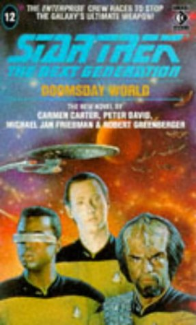 Doomsday World (Star Trek: The Next Generation): CARMEN CARTER, PETER