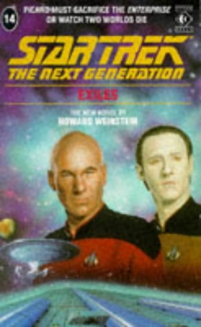 9781852863203: Exiles (Star Trek: The Next Generation)