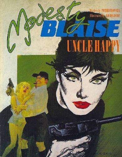 9781852863289: Modesty Blaise: Bk. 8: Uncle Happy