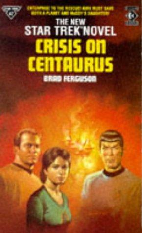 9781852863555: Star Trek. Crisis On Centaurus