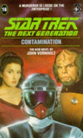 9781852863593: CONTAMINATION (STAR TREK: THE NEXT GENERATION)