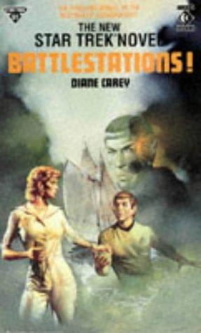 9781852863616: Battlestations! (Star Trek)
