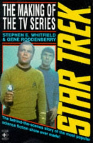 9781852863630: Star Trek: the Making of the TV Series