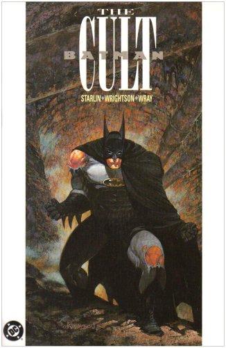 9781852863739: BATMAN: THE CULT.