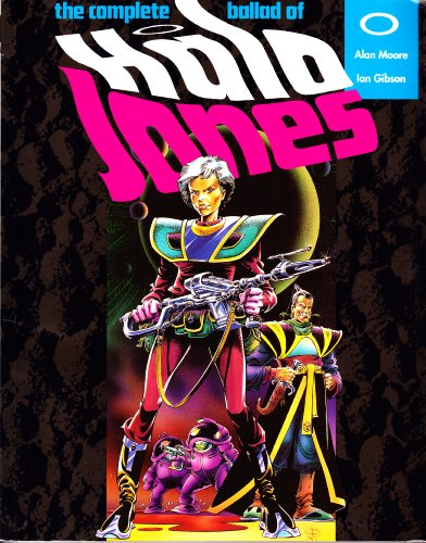 9781852863746: The Complete Ballad of Halo Jones (Best of 2000 A.D.)