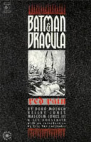 9781852864378: Batman and Dracula: Red Rain