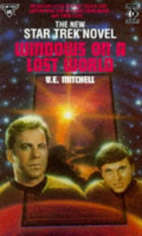9781852864613: Star Trek #65: Windows on a Lost World