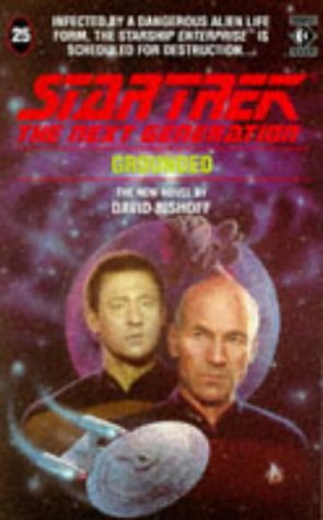 9781852864620: Grounded (Star Trek: The Next Generation)