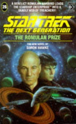 9781852864637: Romulan Prize