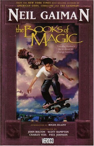 9781852864705: The Books of Magic