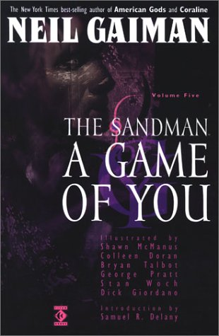 9781852864781: The Sandman: A Game of You -- 1993 publication