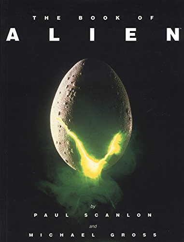 TheBook of Alien by Gross, Michael ( Author ) ON Jan-03-1998, Paperback: Gross, Michael