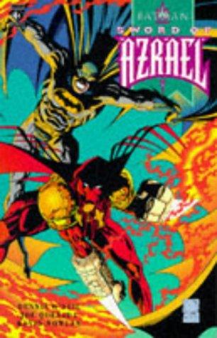 Batman: Sword of Azrael (Batman) (1852864966) by Denny O'Neil; Joe Quesada; Kevin Nowlan
