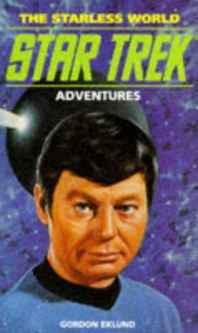 9781852865054: Starless World (Star Trek: Adventures)