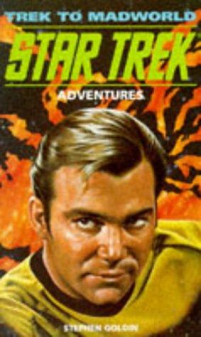 9781852865306: Trek to Madworld (Star Trek: Adventures)