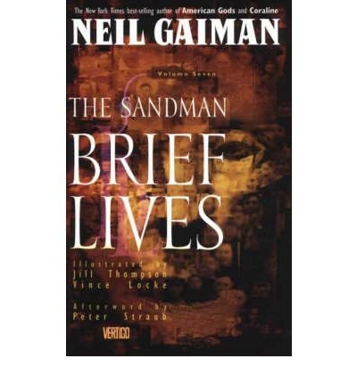 9781852865344: Brief Lives (Sandman)
