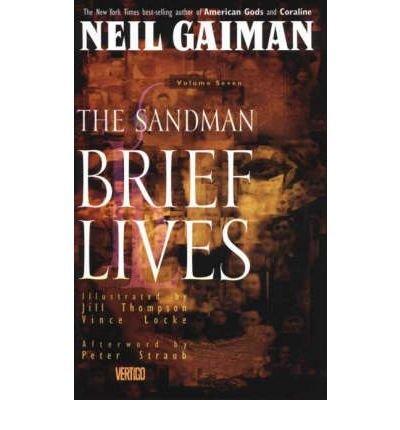 9781852865344: Brief Lives (Sandman)