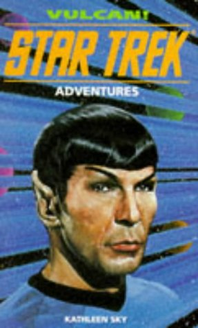 9781852865375: Vulcan! (Star Trek: Adventures)