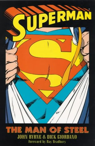 9781852865696: Superman: The Man of Steel (Superman)