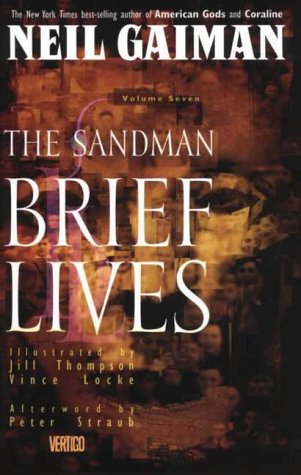 9781852865771: The Sandman: Brief Lives, Vol. 7 (Sandman S.)