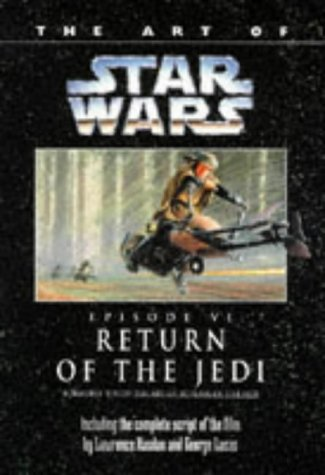 "9781852865856: The Art of ""Star Wars"": ""Return of the Jedi"" Episode 6"