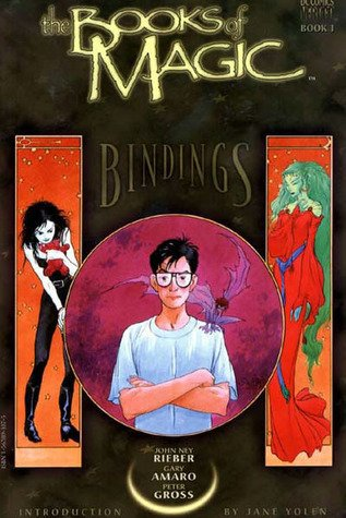 9781852866112: The Books of Magic: Bindings