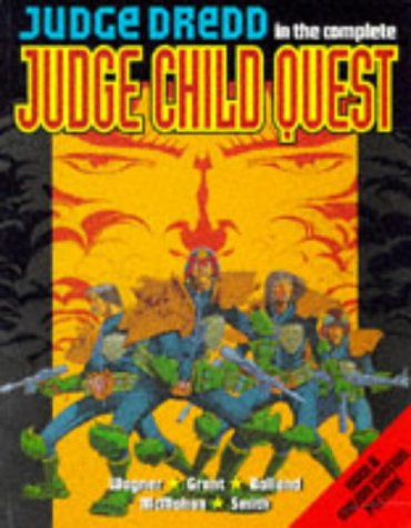 9781852866228: Judge Dredd-Complete Judge Dredd Child Quest
