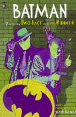 9781852866549: Batman: Two-Face and the Riddler