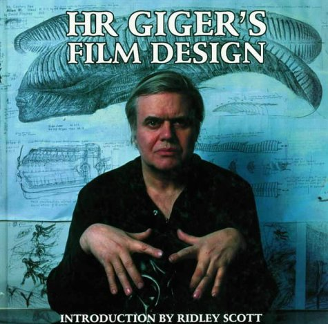9781852866563: H.R.Giger's Film Design