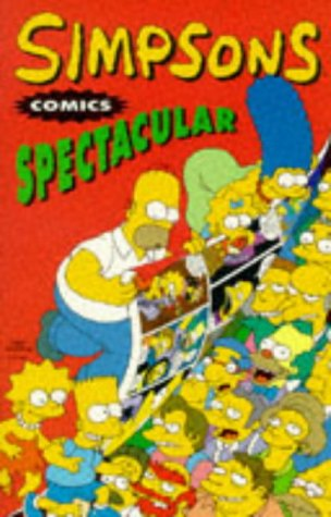 9781852866693: Simpsons Comics Spectacular