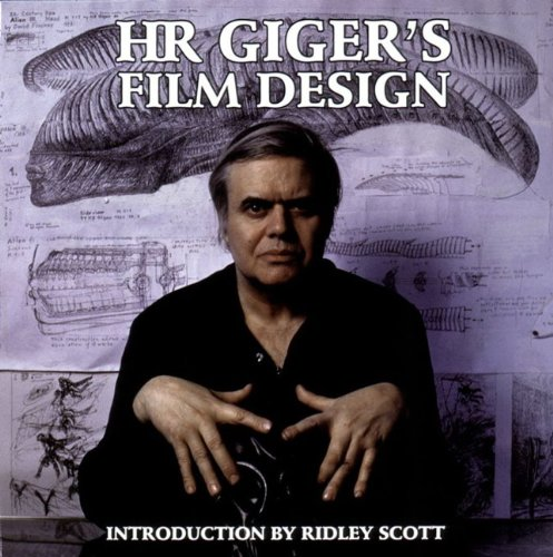 9781852867195: H. R. Giger's Film Design