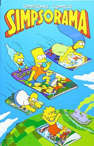 9781852867270: Simpsons Comics Simps-o-rama