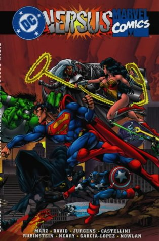 9781852867508: Showdown of the Century: DC vs Marvel