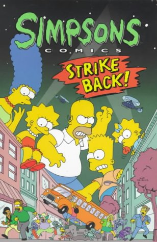 9781852867621: Simpsons Comics Strike Back