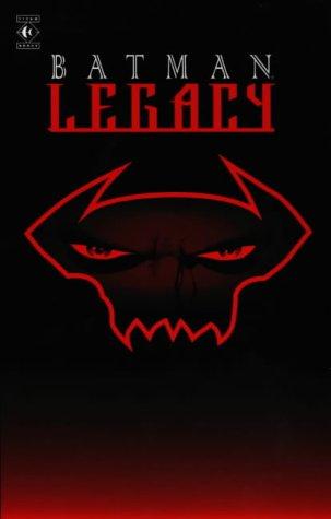 9781852867911: Batman: Legacy