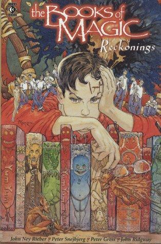 Reckonings: The Books of Magic, Volume 3 (185286804X) by John Ney Rieber; Neil Gaiman