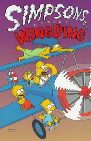 9781852868062: Simpsons Comics Wingding