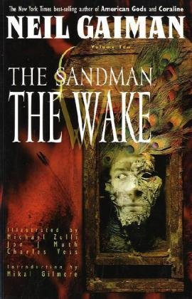 9781852868079: The Sandman: The Wake