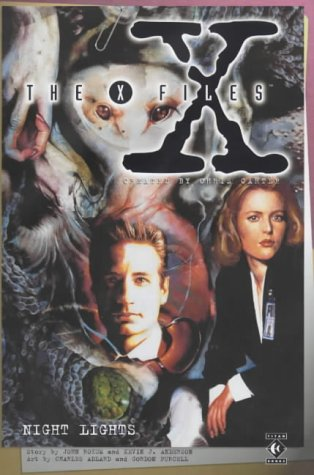 "9781852868086: ""X-files"": Night Lights (The X-Files)"