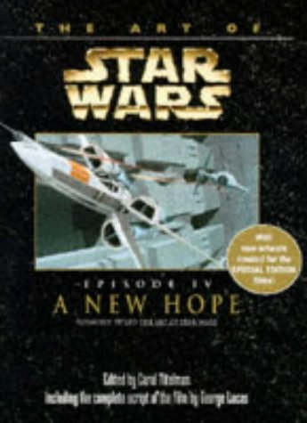 "9781852868222: The Art of ""Star Wars"": ""New Hope"" Episode 4"