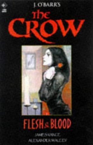 9781852868734: The Crow: Flesh and Blood
